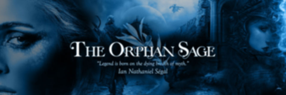 The Orhan Sage Book Series by Ian Ségal