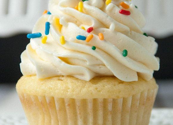 Basic Cupcakes - Dozen