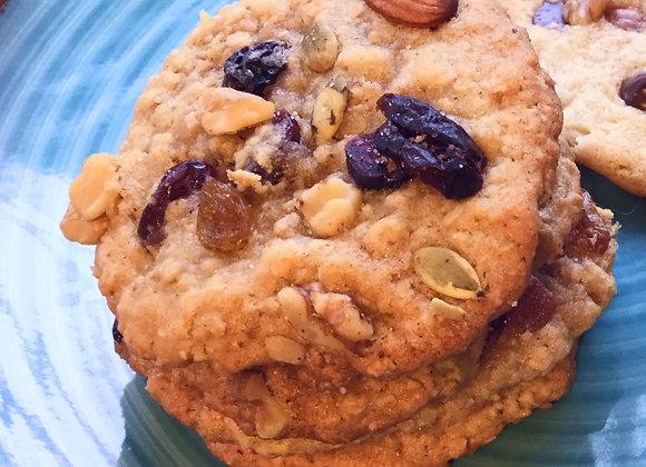 Harvest Oatmeal Cookies - Dozen