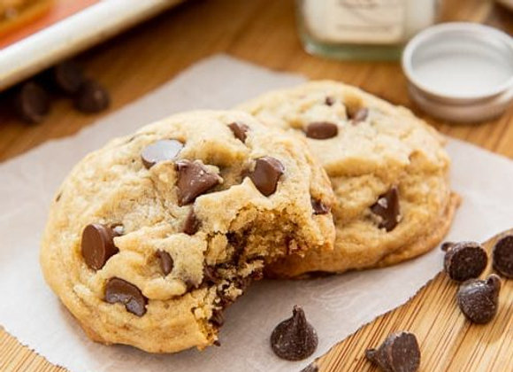 Chocolate Chip Cookies - Dozen