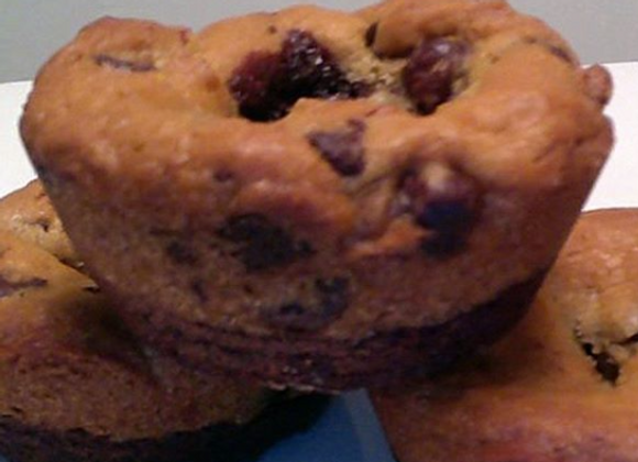 Pumpkin Chocolate Chip Crownie - Dozen