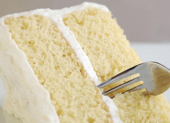 White Cake w/ Buttercream