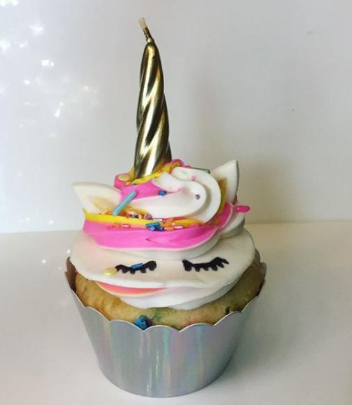 Unicorn Cupcake