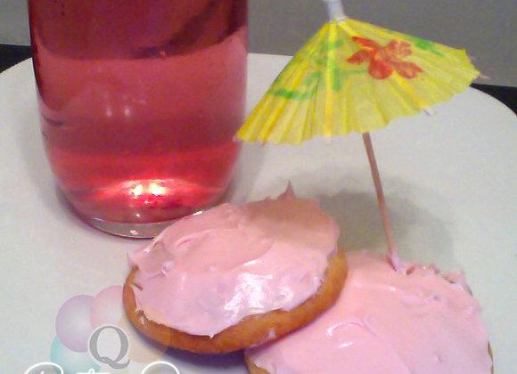 Strawberry Lemonade Cookie - Dozen