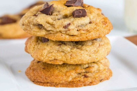 Spiced Chocolate Chip