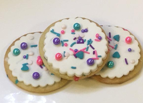 Confetti! Cookies - Dozen