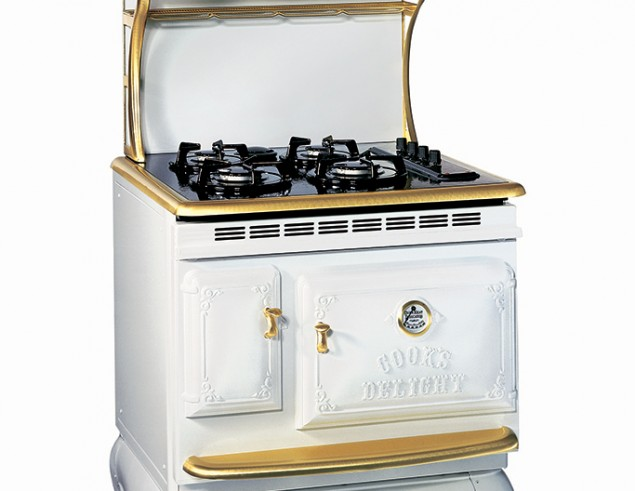 1860 All Gas 1870 with Electric Oven