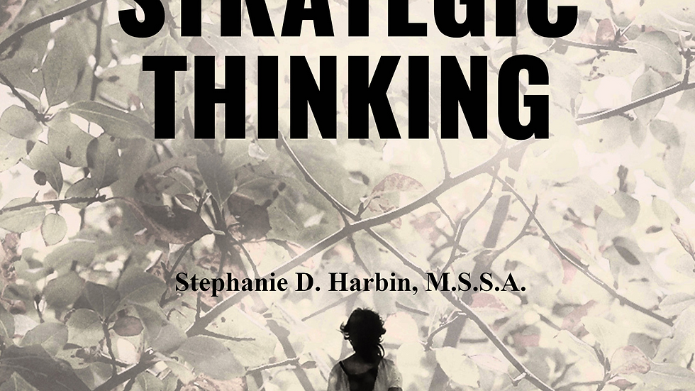 The Power Of Strategic Thinking Report