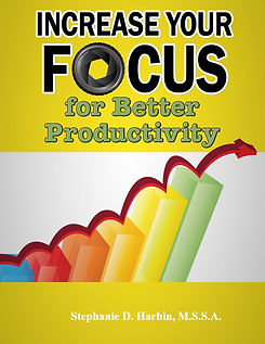 Increase Your Focus For Better Productiv
