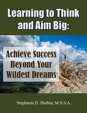 Learning to Think and Aim Big ecover.png