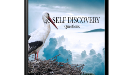 40 Self Discovery Questions