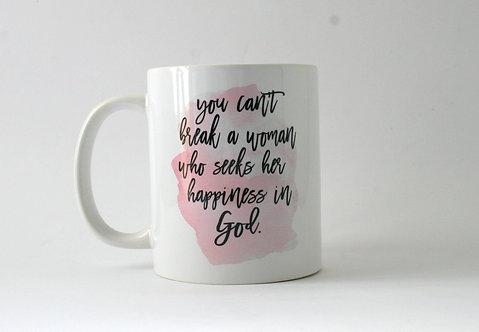 Happiness Mug WS
