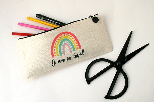 So Loved Pencil Case