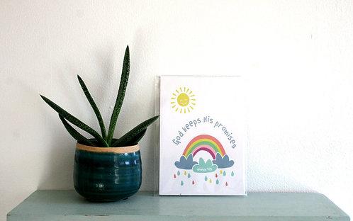 Rainbow 6x4 Mini Print