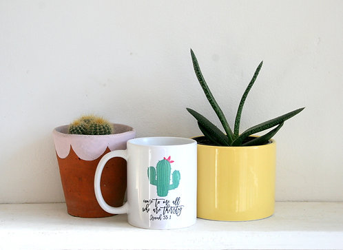 Thirsty Mug