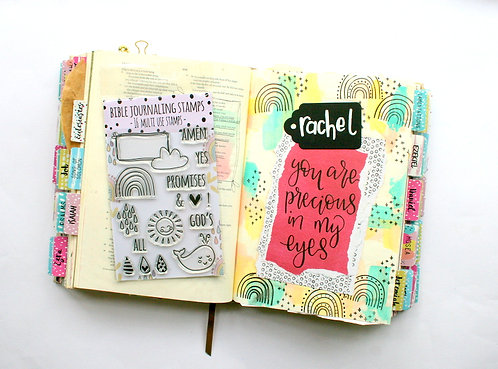 God's Promises Bible Journaling Stamps