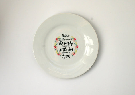 Blessing Plate - Seconds