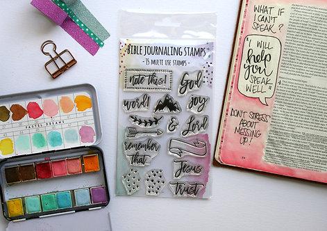 Bible Journaling Stamps WS