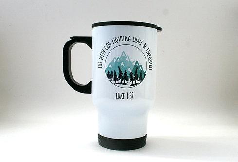Mountains Travel Mug WS