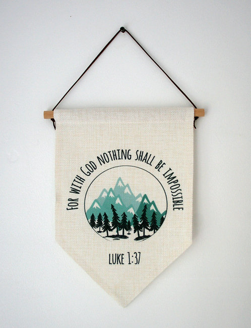 Forest Wall Hanging