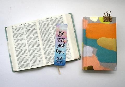 Be Still Bookmark