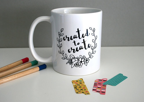 Created Journalers Mug