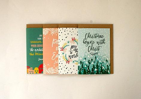 Christmas 2020 Card Bundle