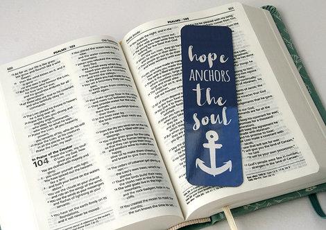 Hope Bookmark WS