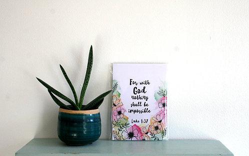 Flora Mini Print WS