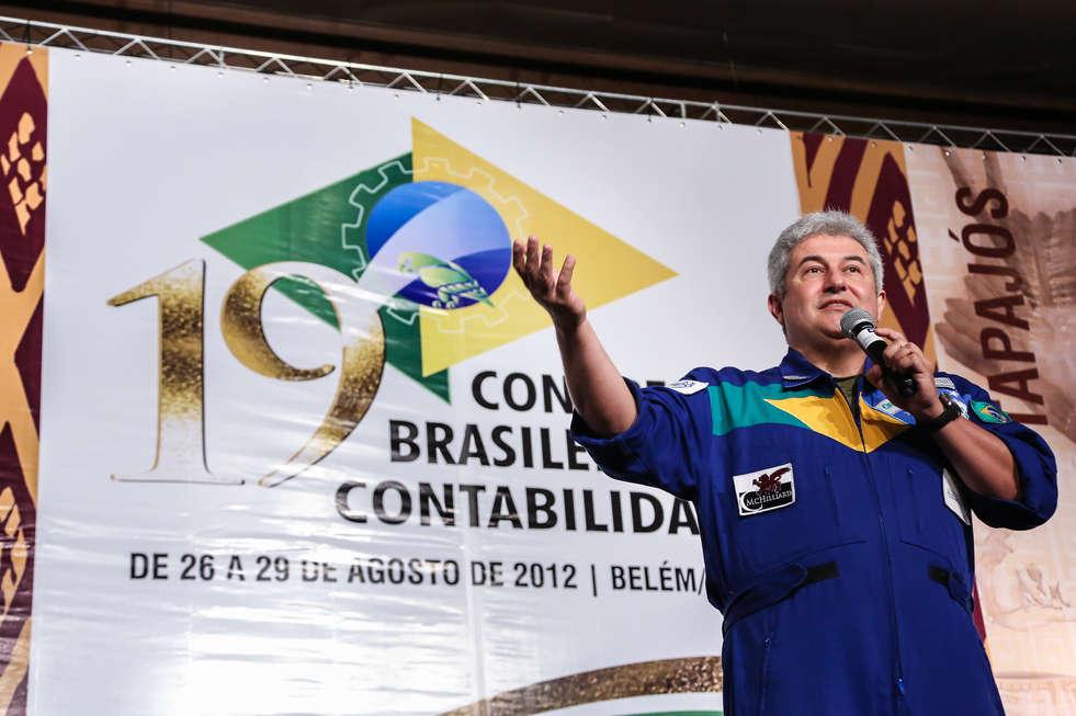 Evento corporativo, congresso brasileiro de contabilidade em belém do pará