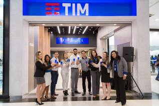Inauguração loja tim brasília, evento corporativo