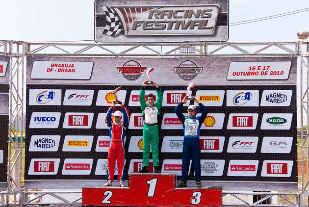 Racing Festival Brasília Santander