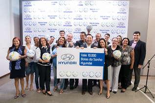 Evento corporativo em brasília, Hyundai, Bolas dos sonhos