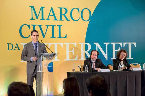 Evento corporativo em brasília, Marco Civil da Internet