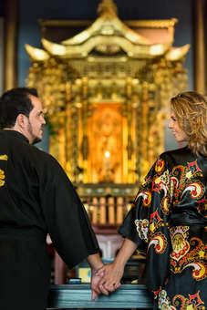 Casamento Budista em Brasília