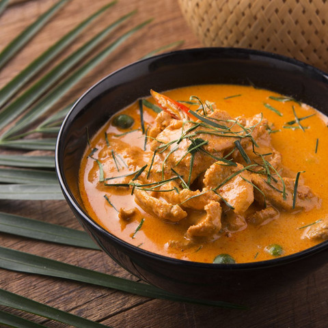 """RED CURRY & """"NO NAME"""""""