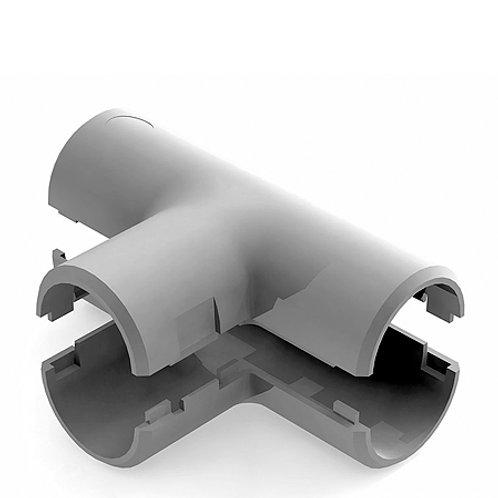 Тройник разъемный D 25 мм