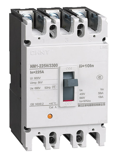 Авт. выкл. NM1-400S/3Р 350A 35кА
