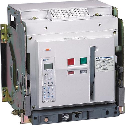 Воздушный авт. выкл. NA8G-1600-1000М/3P стац., 1000A, 50kA, тип М ,AC220В