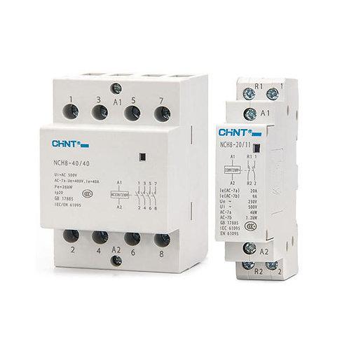 Контактор модульный NCH8-25/22  25A 2НЗ+2НО AC230В 50Гц
