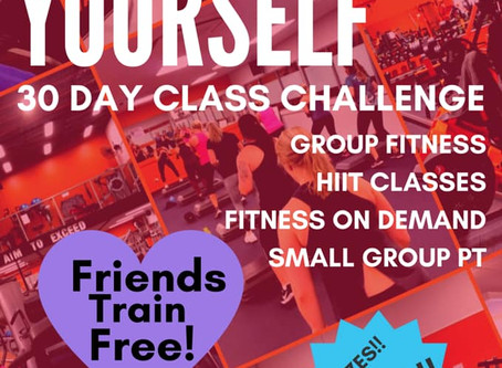 30 DAY CLASS CHALLENGE