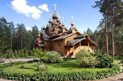 Церковь Всех Русских Святых