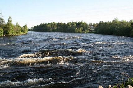 Река Бурная (10 км) - для любителей рыбалки