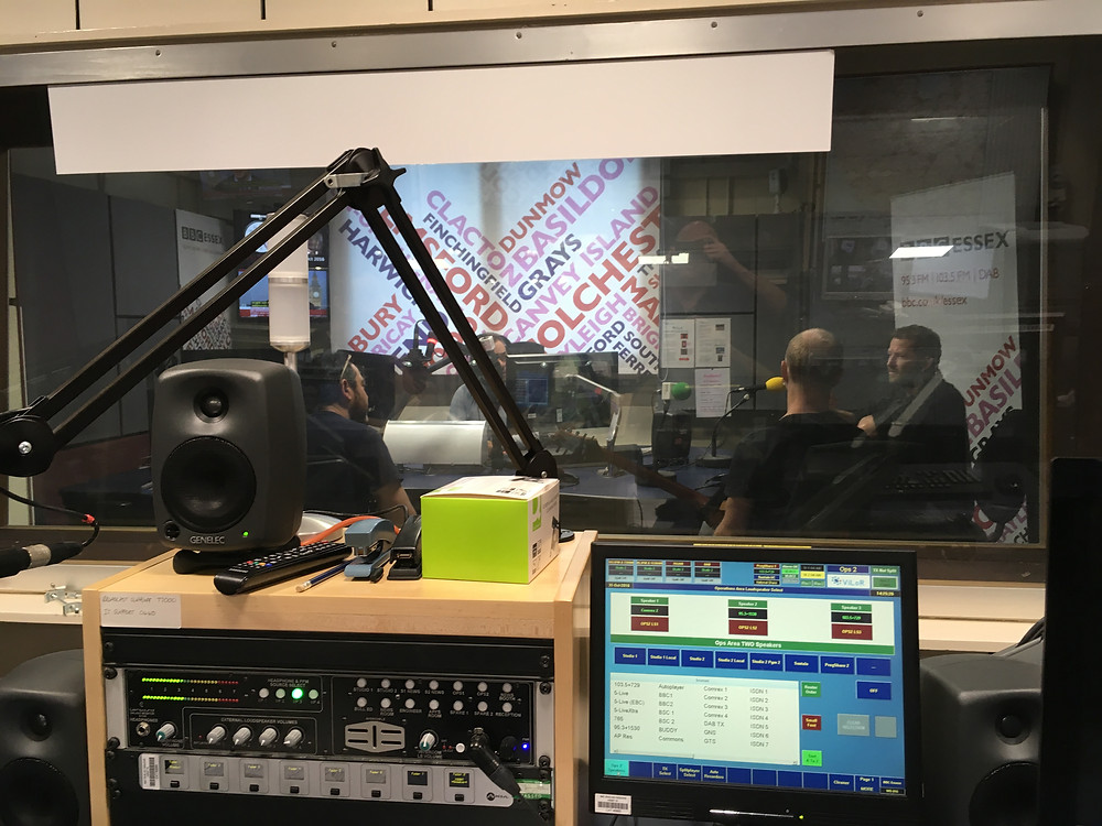 BBC Essex radio show