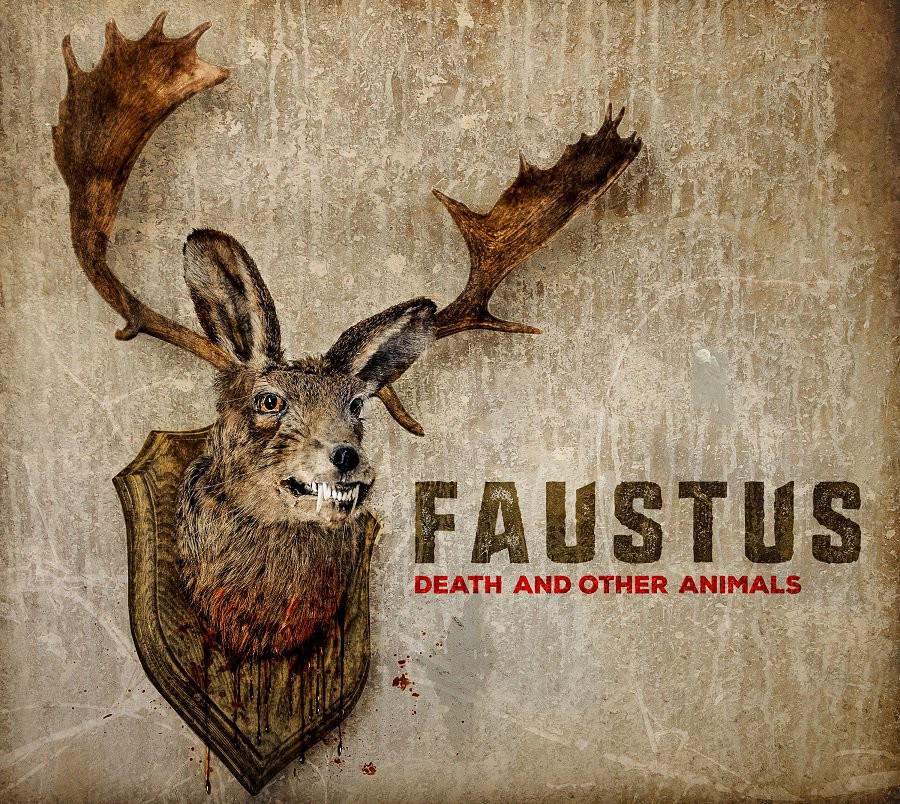 Faustus Death and Other Animals cover