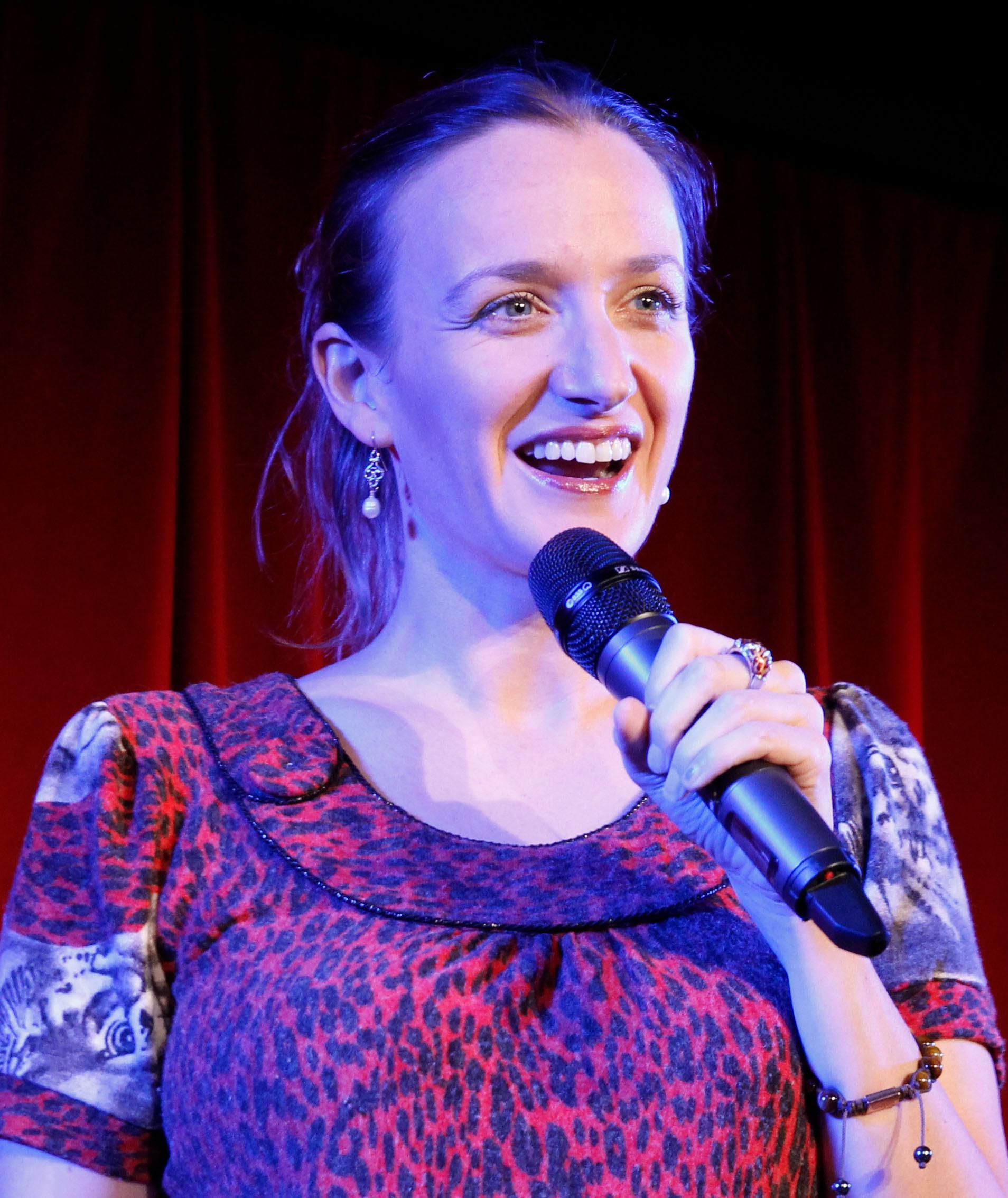 Kate Smurthwaite  Comedy Workshop