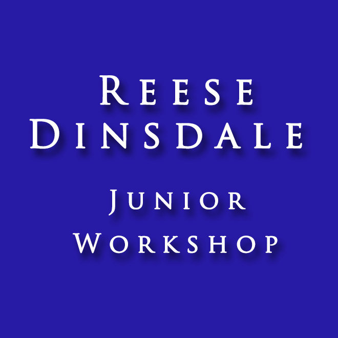 Reece Dinsdale Junior Workshop