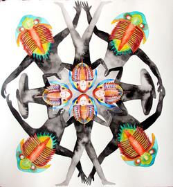 Mandala Trilobite