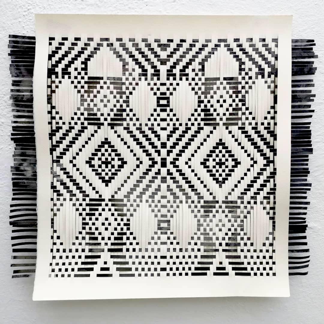 Simetrías 1 (De la serie el Cuerpo ciego)