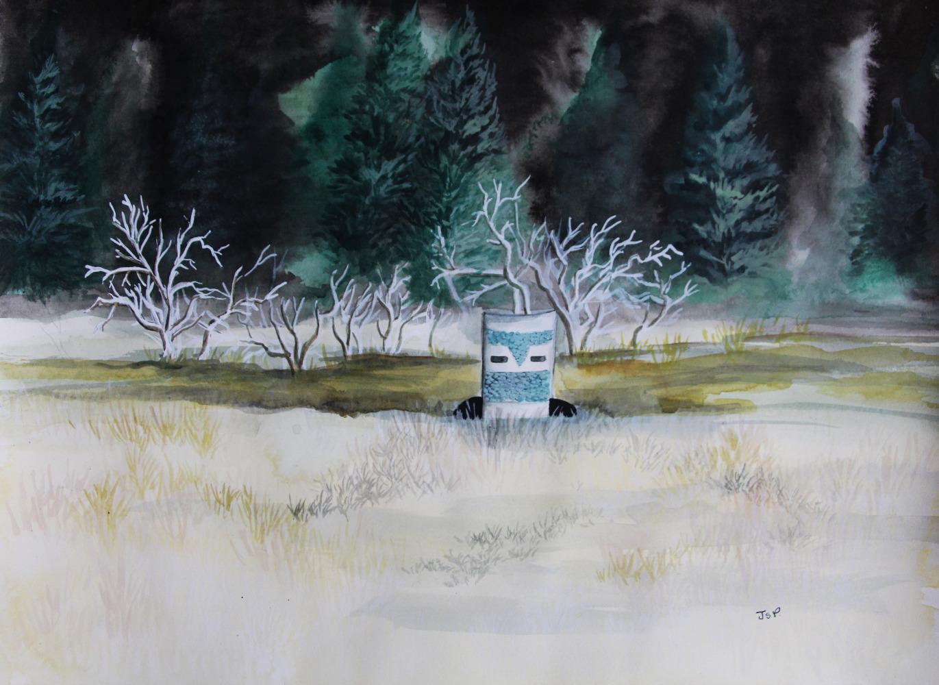 Espiritu del bosque